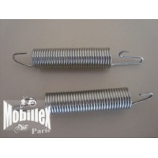 lot de 2 Ressort de suspension moteur Solex