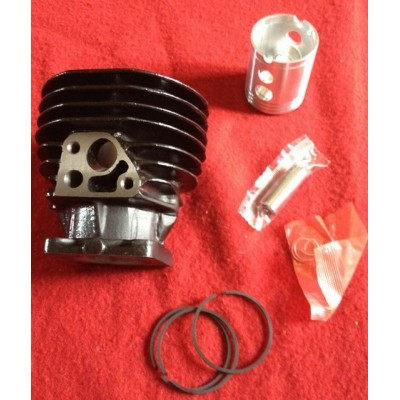Cylindre Piston complets segments coupe oblique Solex